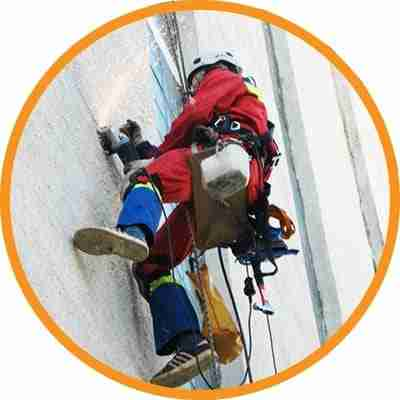 Rope Access Industrial Cleaning