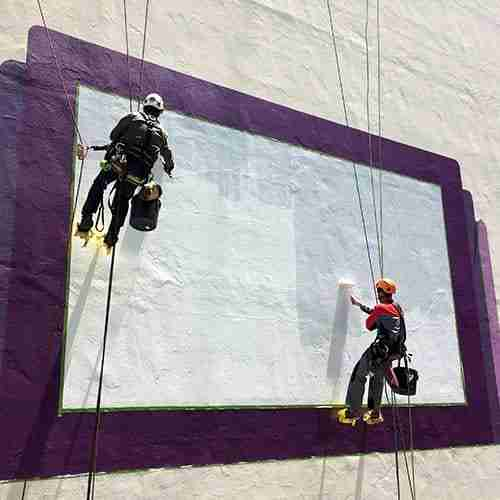 High Rise Painting Contractor
