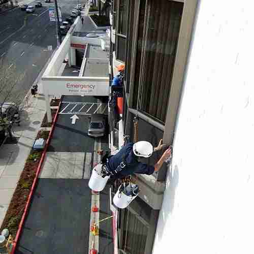 Rope Access Waterproofing