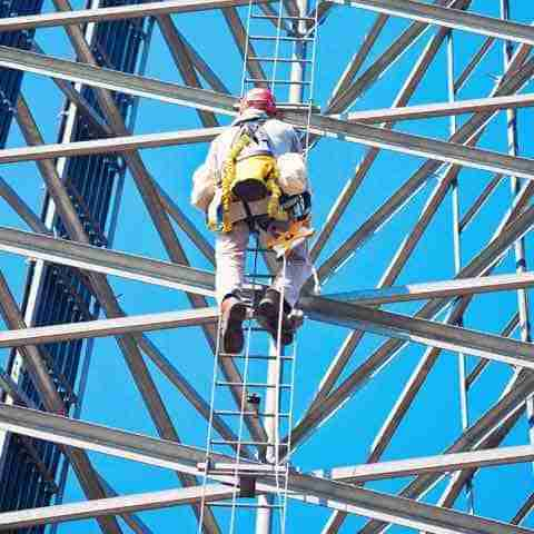 cell tower painting service