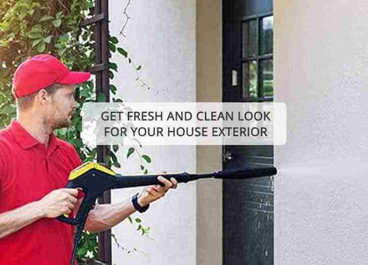 exterior house cleaning los angeles