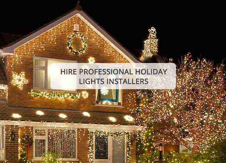 christmas lights installers los angeles ca