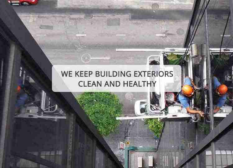 commercial window washing los angeles ca