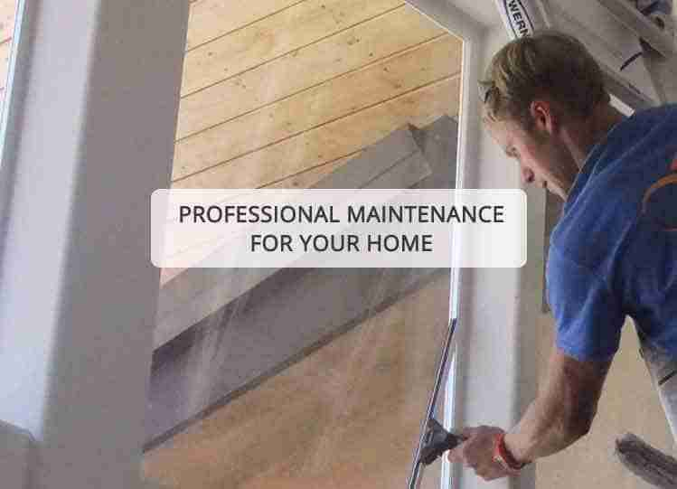Residential exterior maintenance contractor los angeles