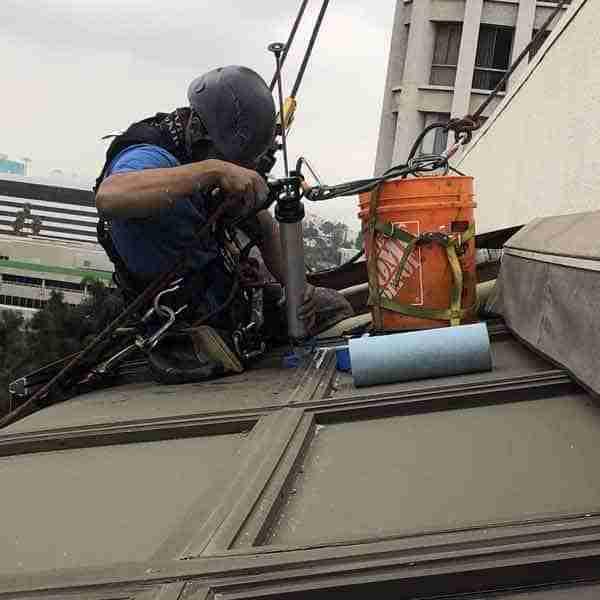 skylight leak repair los angeles