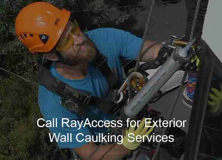 Wall Caulking Services in Los Angeles