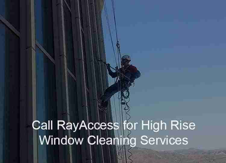 High Rise Window Cleaning Los Angeles