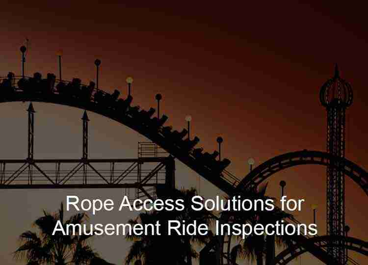 Amusement Ride Inspections