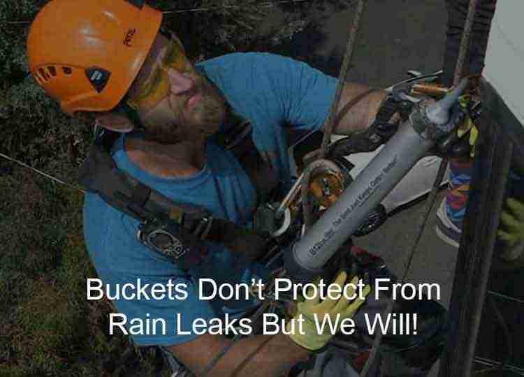 waterproofing windows