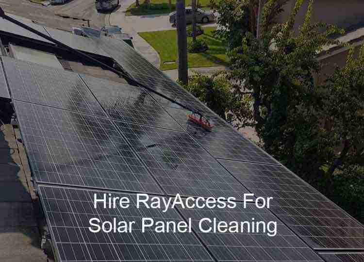 Los Angeles Solar Panel Cleaning